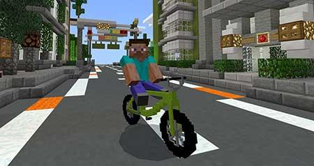 Bike mcpe 1