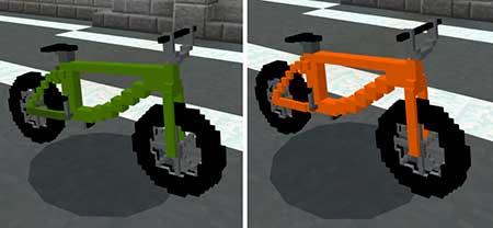 Bike mcpe 2