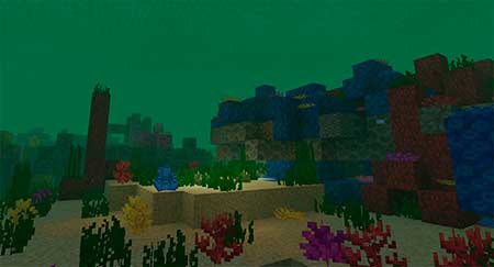 Deluxe Water mcpe 2