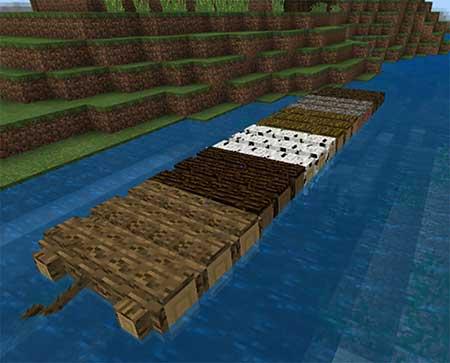 Raft mcpe 3
