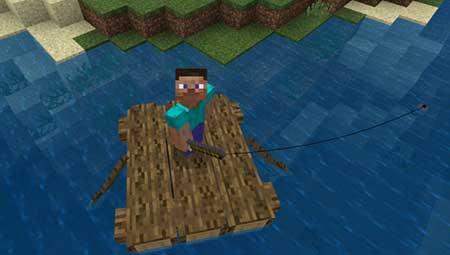 Raft mcpe 1
