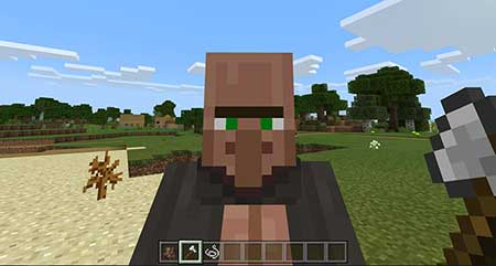 Vindication Villager mcpe 1
