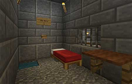 Dungeon-Craft Diamond Edition mcpe 2