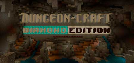 Dungeon-Craft Diamond Edition mcpe 1