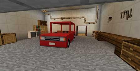 Furnicraft mcpe 4