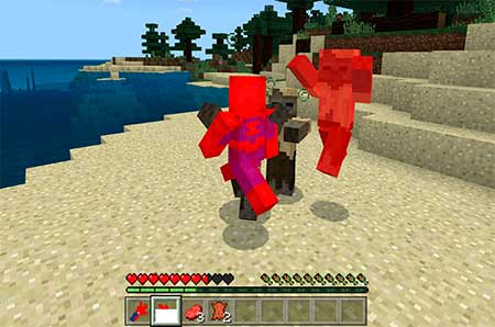 Spiderman's Webshooters mcpe 3