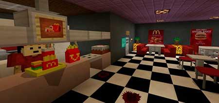 McDonald Mystery mcpe 2
