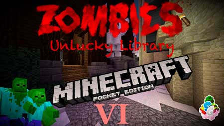 Карта SG Zombies 6 для Minecraft PE