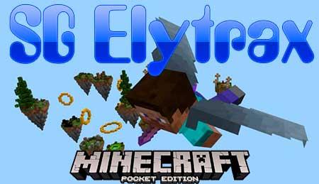 Карта SG Elytrax для Minecraft PE