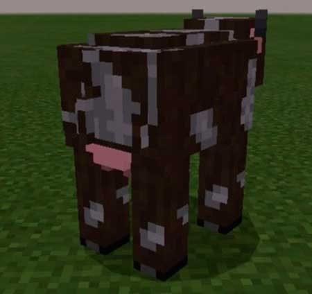 Realistic Mobs mcpe 4