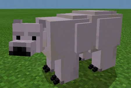 Realistic Mobs mcpe 15