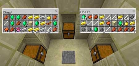 More Treasure mcpe 2