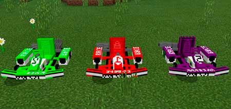 Go Kart mcpe 2