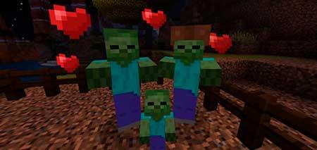 Zombie Breeding mcpe 2