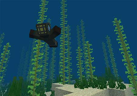 Mysterious SEA mcpe 4