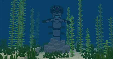 Mysterious SEA mcpe 5