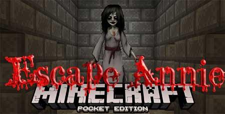 Карта Escape Annie для Minecraft PE