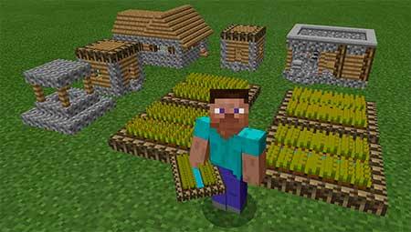 Tiny Village mcpe 2