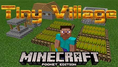 Текстуры Tiny Village для Minecraft PE