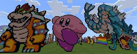 Pixel Playground mcpe 1