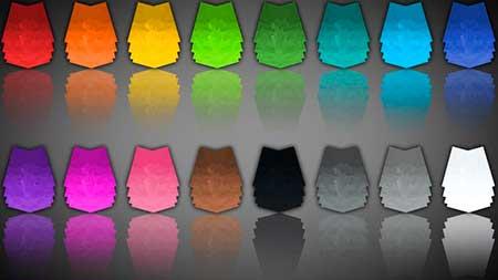 Colored Elytra mcpe 2
