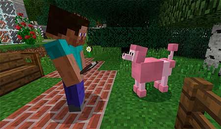 More Dogs mcpe 4