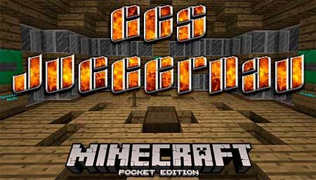 Карта GCS Juggernaut для Minecraft PE