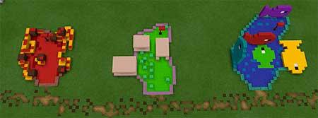Matt's Minigolf: Food Edition mcpe 1