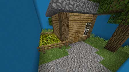 Find The Button: Tiny Houses Edition mcpe 3