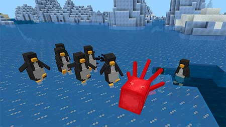 Penguin mcpe 2