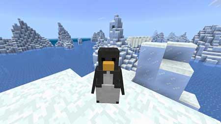 Penguin mcpe 3