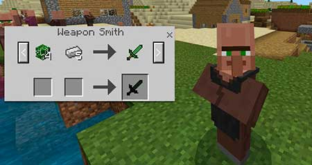 Items From Mods mcpe 2