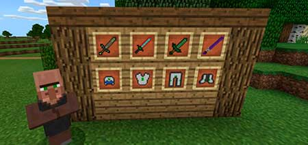 Items From Mods mcpe 3