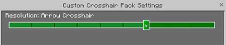 Custom Crosshairs mcpe 2