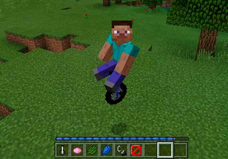 Unicycle mcpe 2