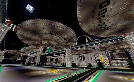 Star Trek: Shipyards mcpe 3