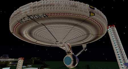 Star Trek: Shipyards mcpe 5