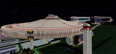 Star Trek: Shipyards mcpe 4