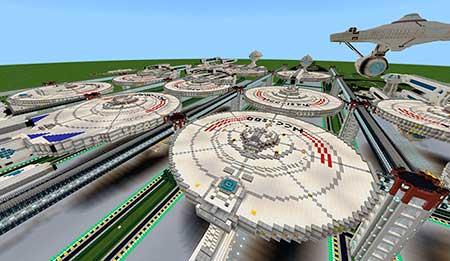 Star Trek: Shipyards mcpe 2