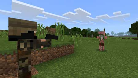 Soldiers mcpe 2