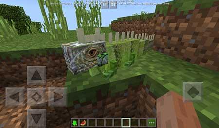 Iguanas mcpe 3