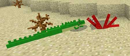 Iguanas mcpe 5