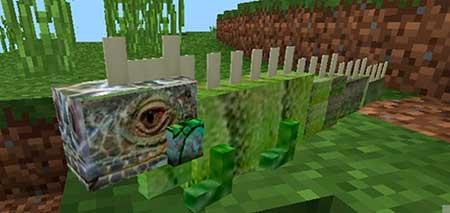 Iguanas mcpe 1