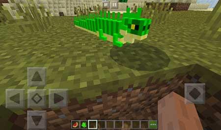 Iguanas mcpe 2