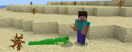 Iguanas mcpe 4