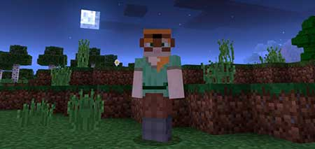 Night Vision Glasses mcpe 1