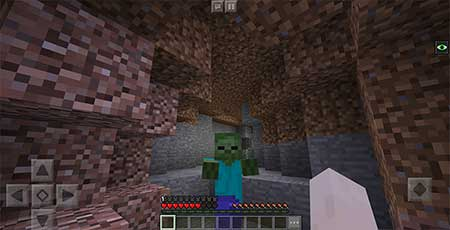Night Vision Glasses mcpe 2