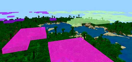 Clouds Changer mcpe 2