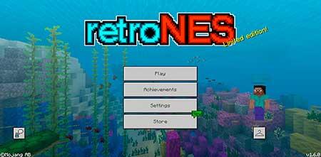 Retro NES mcpe 7