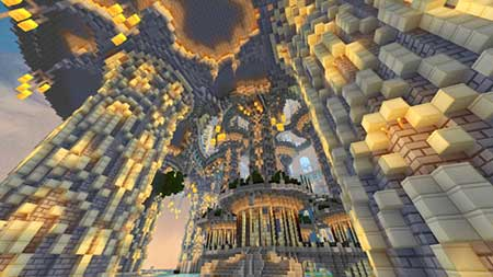 SS Olympian Factions Realm mcpe 4